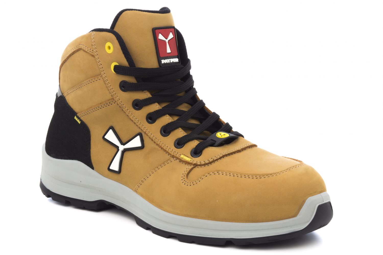 BOTA PAYPER para MUJER  GET FORCE MID LADY NBK S3