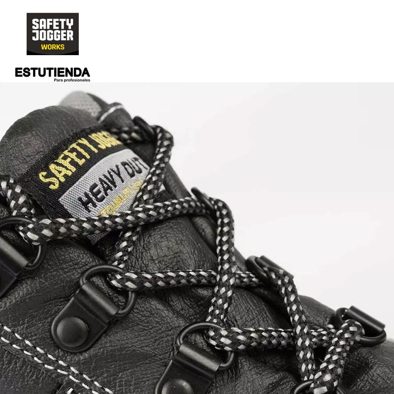 BOTA DE SEGURIDAD BESTBOY de SAFETY JOGGER S3